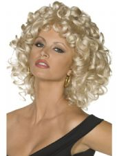 1950's Grease Sandy Last Scene Wig